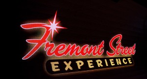Fremont Street Experience​