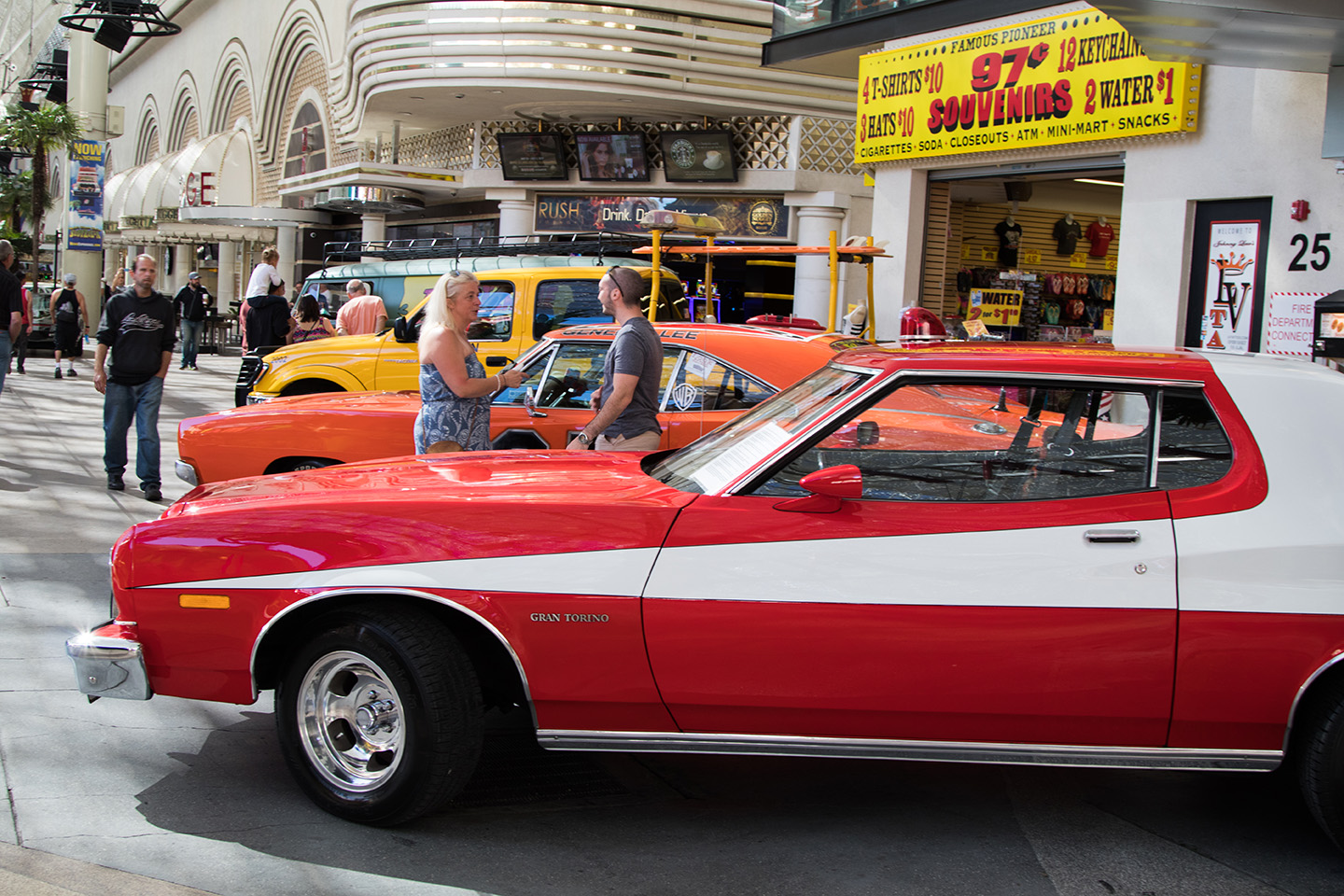 Las Vegas Car Stars – Fremont St. – June 14-16, 2018